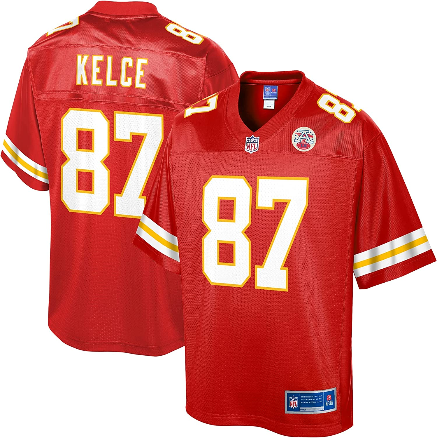 NFL PRO LINE Men's Travis Kelce Special price Kansas Chiefs Team New life Red City Play
