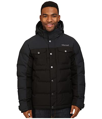 Marmot Fordham Jacket (Black) Men