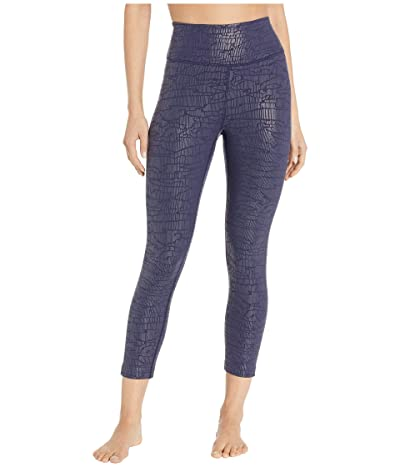 New Balance Printed High-Rise Transform Crop Pants 2.0 (Pigment Print) Women