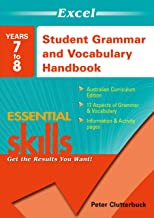 Excel Essential Skills: Student Grammar and Vocabulary Handbook Years 7-8