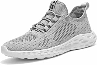 Men's Running Shoes, Tennis Shoes, Walking Shoes, Trainers, Lightweight, Breathable Sports Shoes, Trainers