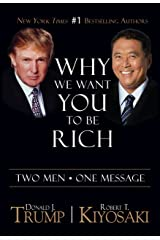 Why We Want You To Be Rich: Two Men • One Message (English Edition) eBook Kindle