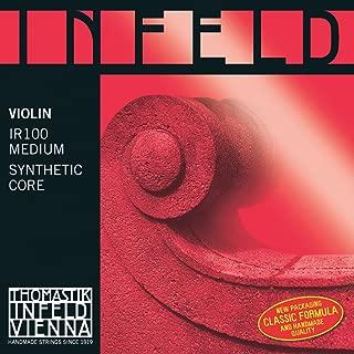 Thomastik-Infeld IR100 Infeld Red Violin Strings Set 4/4 Size