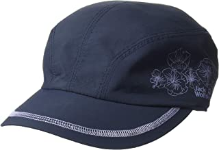 Jack Wolfskin Supplex Hibiscus Cap Women's Nylon Hat with Uv Protection