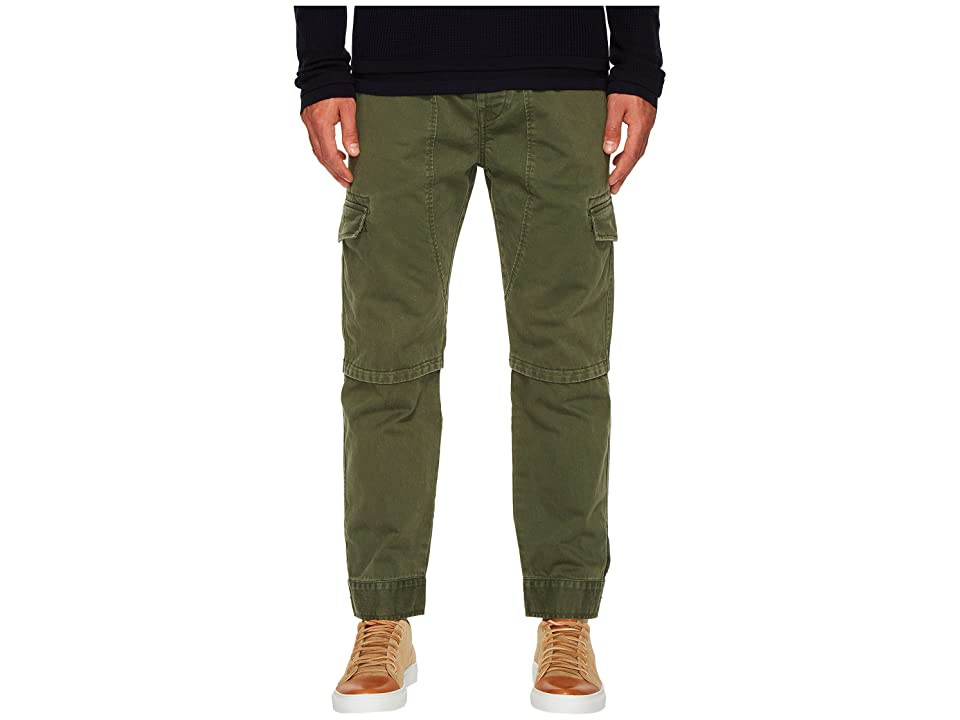 Vince Relaxed Vintage Cargo Pants (Army Wash) Men