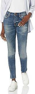 Nudie Unisex Grim Tim Used De Luxe Jeans
