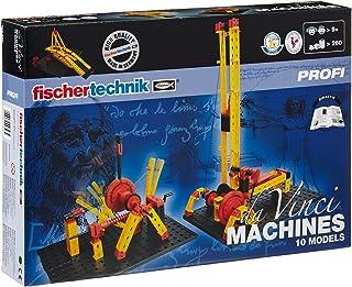 Fischertechnik Profi Da Vinci Machines [並行輸入品]