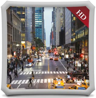 City Rush HD - Wallpaper & Themes
