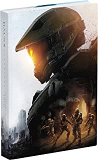 Halo 5: Guardians Collector's Edition Strategy Guide: Prima Official Game Guide