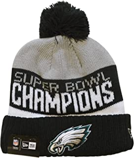 New Era Philadelphia Eagles Super Bowl LII 52 Champions Parade Sport Knit Hat Cap Beanie