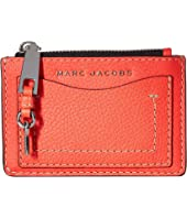 Marc Jacobs - The Grind T-Pocket Top Zip Multi Wallet