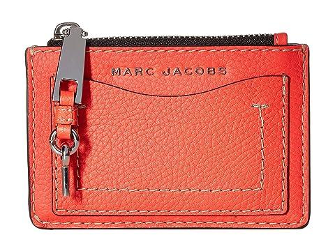 Marc Jacobs The Grind T-Pocket Top Zip Multi Wallet