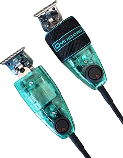 Omnicord Topaz Teal T-outliner with High Precision Ceramic Blade and No Slip Clipper Grip