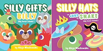Silly Forest Friends (2 Book Series)