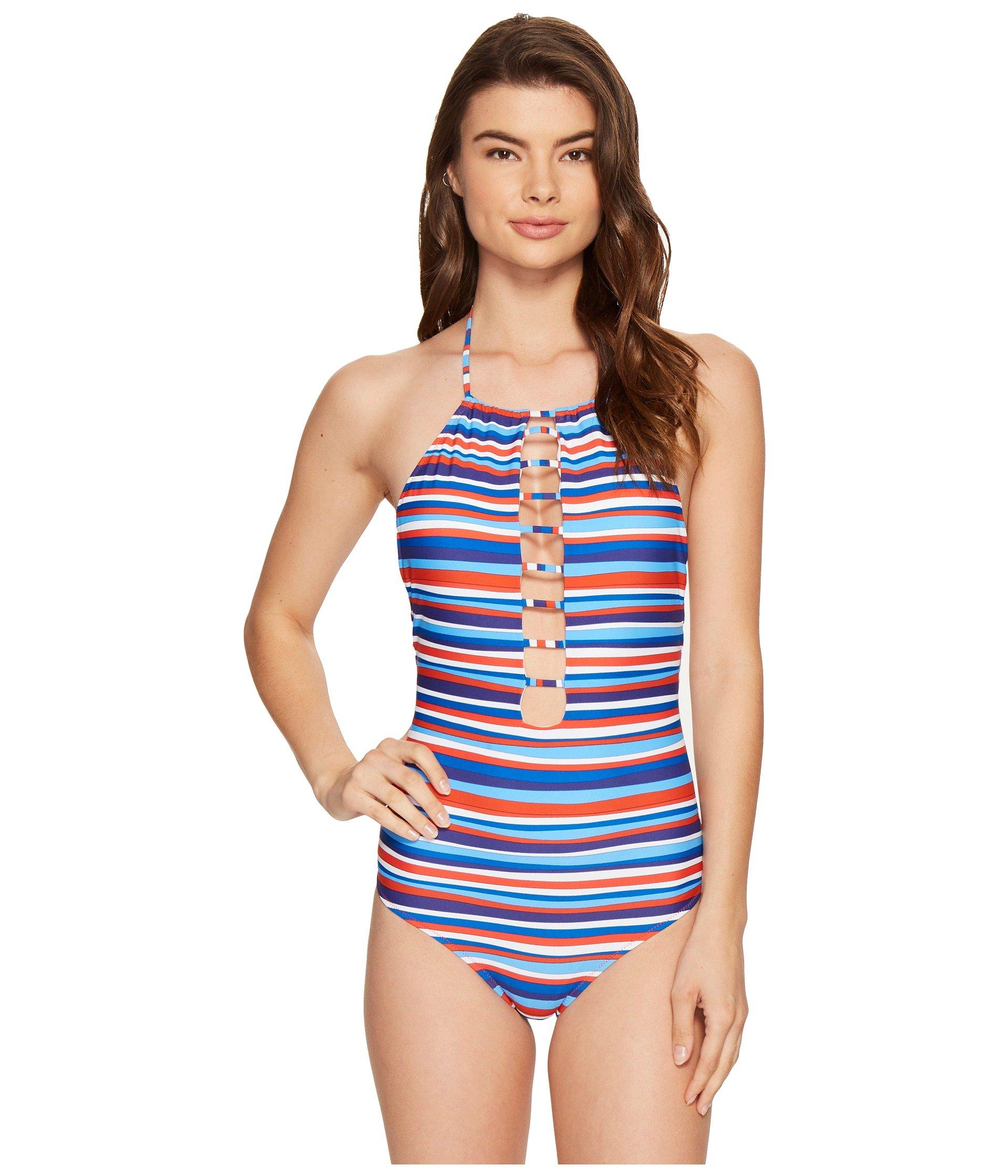 Vestido de Baño de Una Pieza para Mujer Volcom Pride One-Piece  + Volcom en VeoyCompro.net