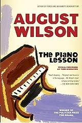 The Piano Lesson (Drama, Plume) Paperback
