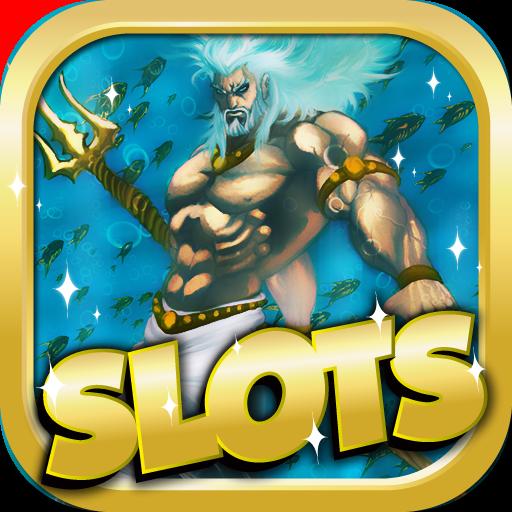 Free Online Vegas Slots : Poseidon Edition - Free Slots & Casino
