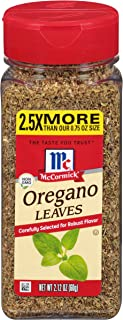 McCormick Oregano Leaves, 2.12 oz