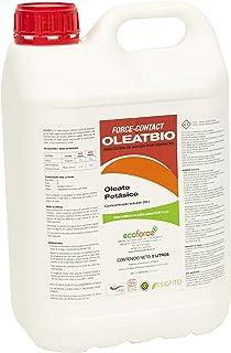 CULTIVERS Jabón Potásico de 5 l. Insecticida Ecológico