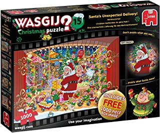Best wasgij christmas 1000 piece puzzle - 2 pack Reviews