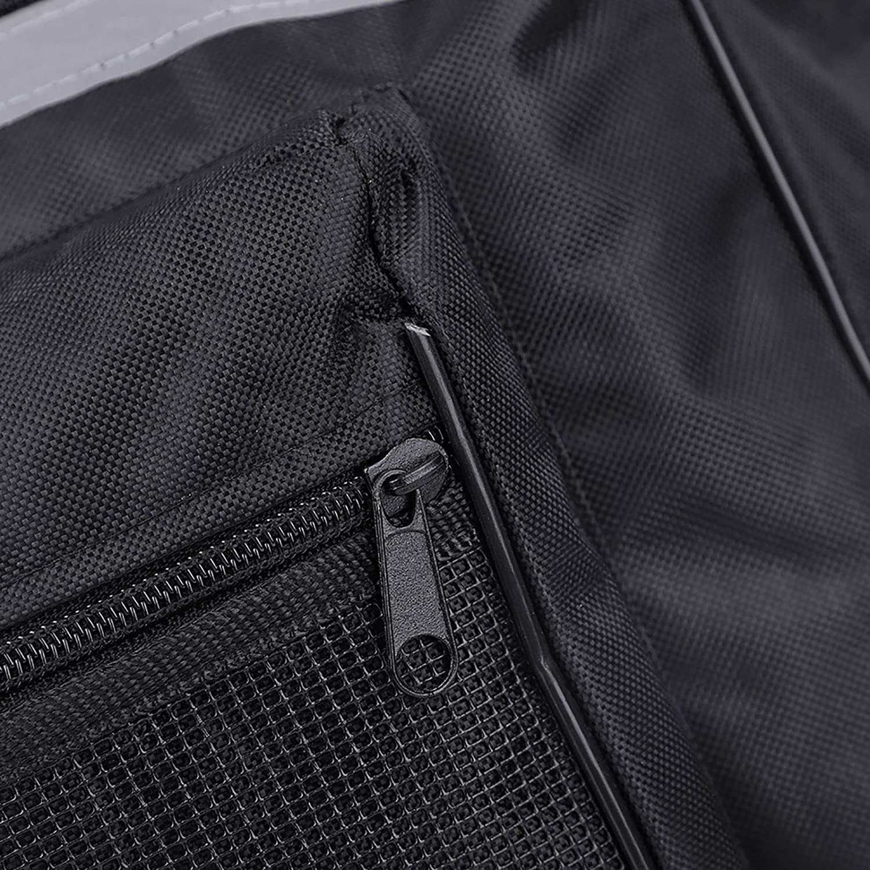 Yosoo Health Gear Bicycle supreme Rack Bag Side Bi Max 71% OFF Carrier Double Trunk
