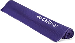 Chill Pal Mesh Cooling Towel (Twilight Purple, 12 x 40 inch)