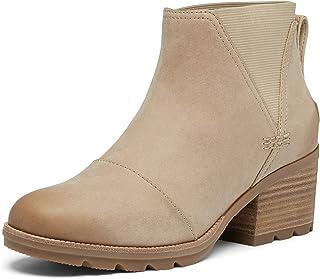 Sorel Women's Cate Chelsea Boot - Casual, Light Rain - Waterproof