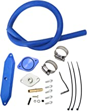 BLUE ELF Valve Exhaust Gas Circulating Pipe Kit for 11-14 Ford F-250 F-350 F-450 6.7L Powerstroke Diesel
