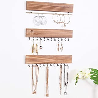 necklace holder black
