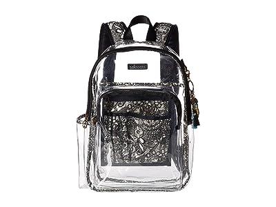 Sakroots Festival Backpack (Clear) Backpack Bags