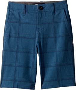 O'Neill Kids Mixed Hybrid Shorts (Big Kids)