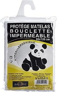 Protector de colchón Impermeable Cama de bebé