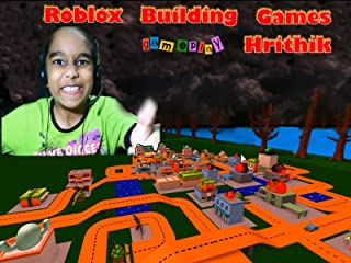 Clip: Roblox Building Games - Gameplay Hrithik