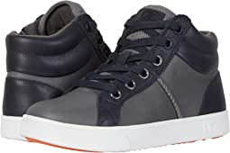 Boscoe Leather Sneaker (Toddler/Little Kid/Big Kid)