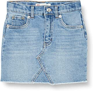 Levi's kids Lvg High Rise Skirt Falda para Niñas