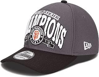 MLB San Francisco Giants World Series Champions Locker Room 39Thirty Cap, Gray/Black
