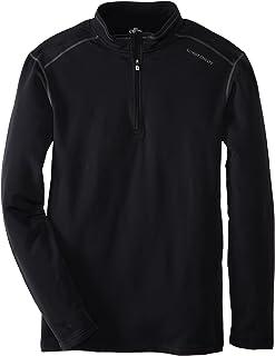 Hot Chillys Men's Micro-Elite XT Zip-T Base Layer Top