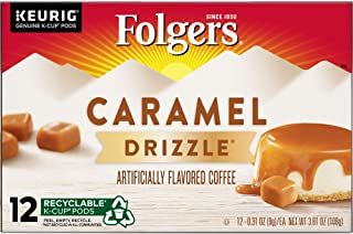 Best keurig folgers caramel drizzle calories Reviews