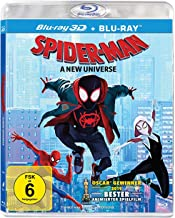 Spider-Man Into the Spider-Verse [3D Blu-ray + Blu-ray]