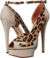 Charlotte Olympia - Leopardess