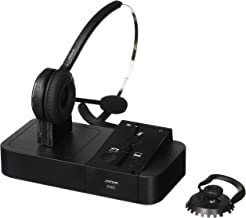 Jabra PRO 9450 Mono Flex-Boom Wireless Headset for Deskphone & Softphone