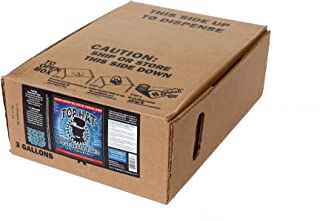 Top Hat Craft Tonic BIB - 3 gallon Bag in Box Soda Syrup