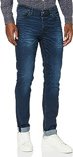 Only & Sons heren spijkerbroek ONSLOOM LIFE SLIM D BLUE DCC 7108 NOOS