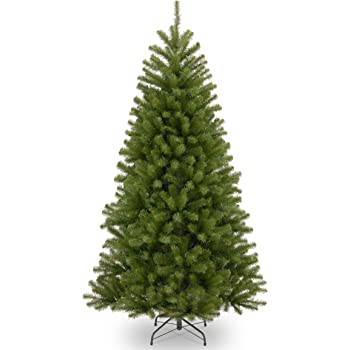 National Tree Company Artificial Christmas Tree   Includes Stand   North Valley Spruce - 7.5 ft