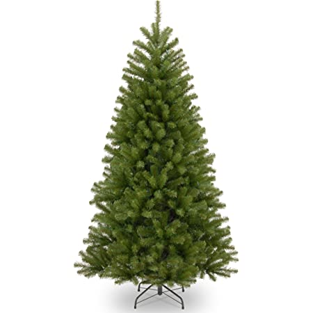 National Tree Company Artificial Christmas Tree | Includes Stand | North Valley Spruce - 7.5 ft