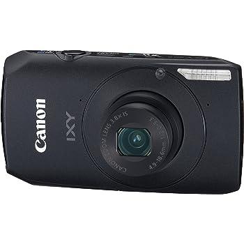 Canon デジタルカメラ IXY30S ブラック IXY30S(BK)