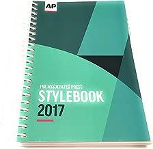 The 2017 Associated Press Stylebook