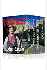 Rocky Mountain Lawmen Series Box Set: Four John Legg Westerns Kindle Edition