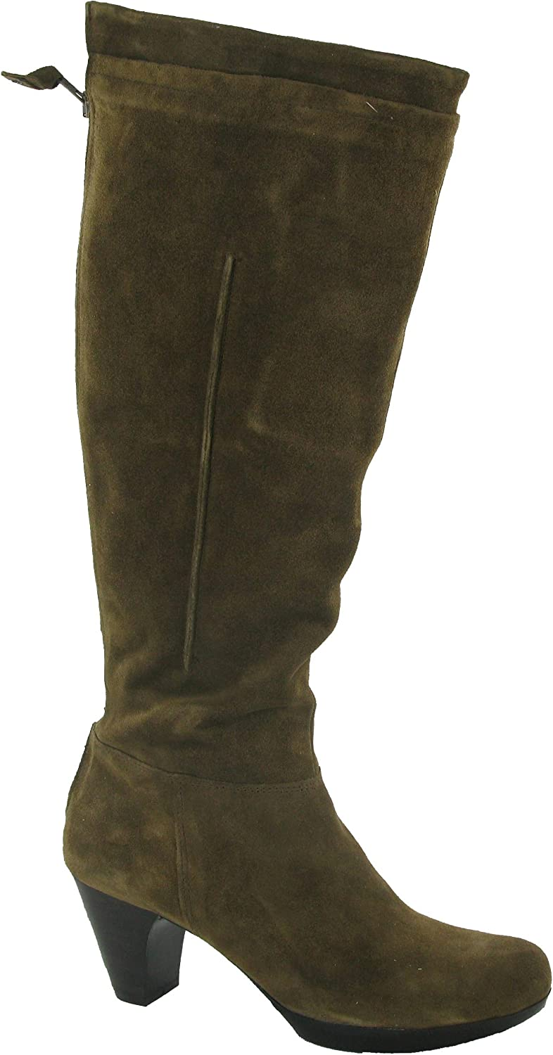 Riva Toucan Suede Ladies Boot Womens Boots