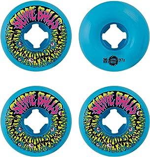 66Mm Slime Verde Default , Verde Rueda Para Skate Santa Cruz Slime Balls Og 78A